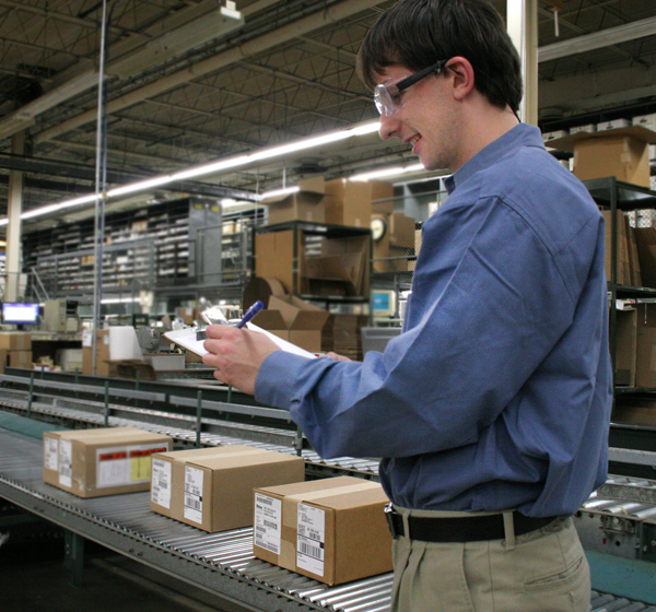 Weber Packaging Solutions Site Survey