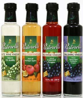 Pastorelli-Vinegar