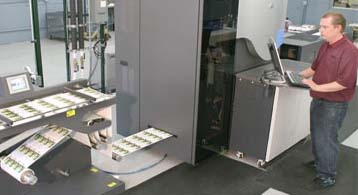 weber digital press