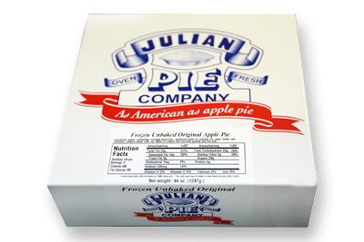 Julian-Pie-Box