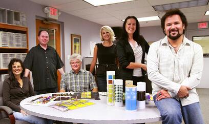 Weber Graphics Department