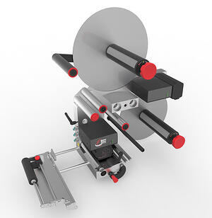 Alpha-HSM-label applicator