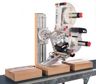 Weber Alpha HSM high speed label applicator