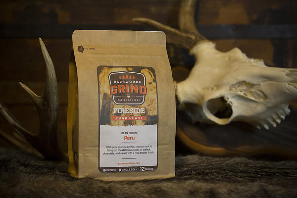 Backwoods Grind Coffee Bag