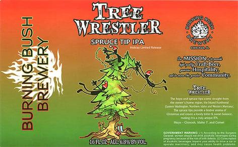 Burning Bush - Tree Wrestler-small