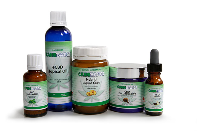 Labeled cannabis products