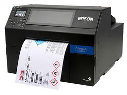 Epson C6500A chemical copy