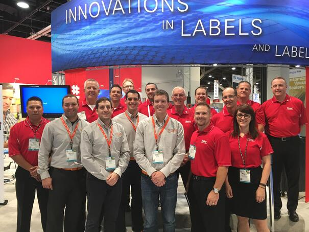 Weber Packaging Solutions and NuLabel at Pack Expo Las Vegas