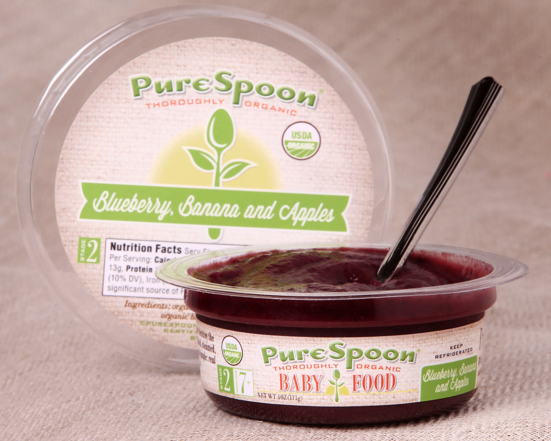 PureSpoon Food Label