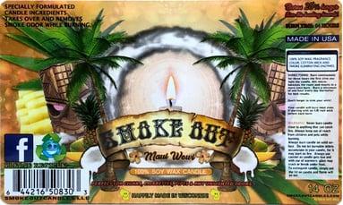 Smoke Out Label 1