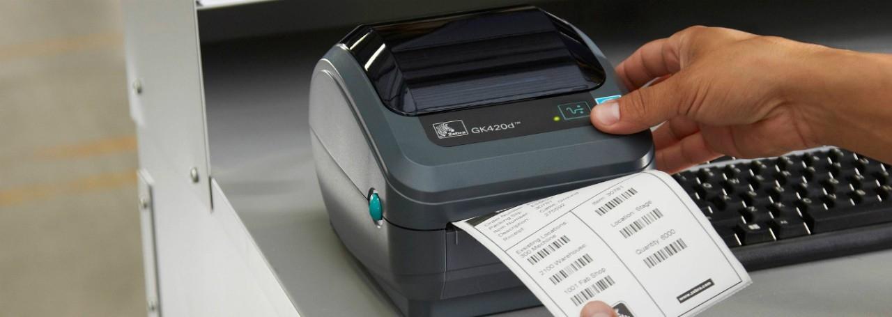 Zebra G Series printers